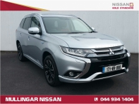 Mitsubishi OUTLANDER PHEV 5H 2.0GX Auto 4WD - We Specialise in Electric Cars & Plug-in Hybrids