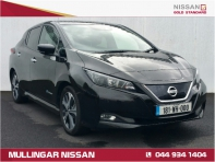 Nissan Leaf N-Connecta EV 40kW Auto - Call In, or Buy from Home with Free Nationwide Delivery - We Specailise in Electric Cars & Plug-in Hybrids