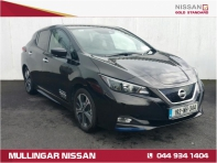 Nissan Leaf EV SV Premium 40kW Auto - Call In, or Buy from Home with Free Nationwide Delivery - We Specialise in Electric Cars & Plug-in Hybrids