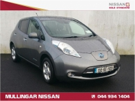 Nissan Leaf EV Acenta 24kW Auto - Call In, or Buy from Home with Free Nationwide Delivery - We Specialise in Electric Cars & Plug-in Hybrids