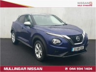Nissan Juke 1.0SV Premium - Call In, or Buy from Home with Free Nationwide Delivery