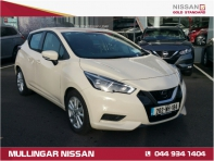 Nissan Micra 1.0SV Petrol 100PS - Call In, or Buy from Home with Free Nationwide Delivery