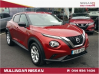 Nissan Juke 1.0SV Premium 1.0 Petrol - Call In, or Buy from Home with Free Nationwide Delivery