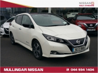 Nissan Leaf EV SVE 40kW Auto - Call In, or Buy from Home with Free Nationwide Delivery - We Specailise in Electric Cars & Plug-in Hybrids