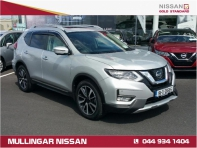 Nissan X-Trail 1.6SVE dCi Auto 7 Seater - Call In, or Buy from Home with Free Nationwide Delivery